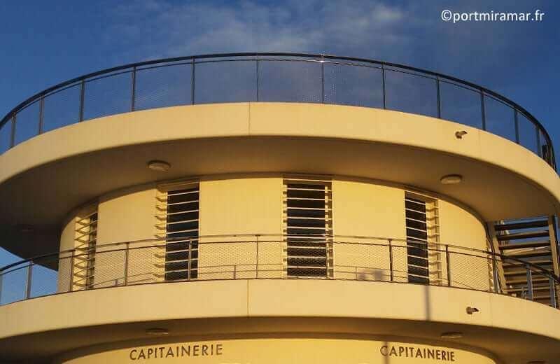 Capitainerie des ports de la Londe les Maures depuis 2015